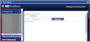 MDToolbox-Rx pending Rx screenshot