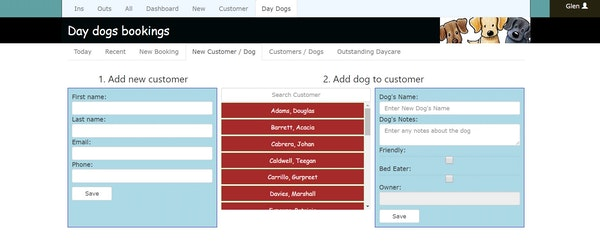 Pet Keeper new customer registration