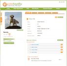 Pawloyalty pet profile
