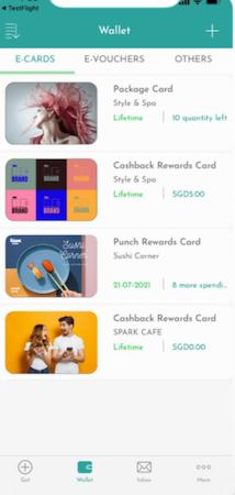 Poket e-cards