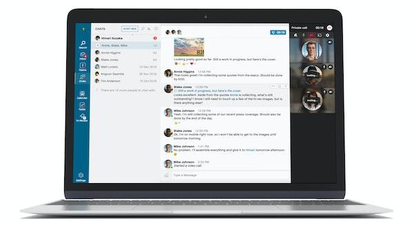 Desktop chat