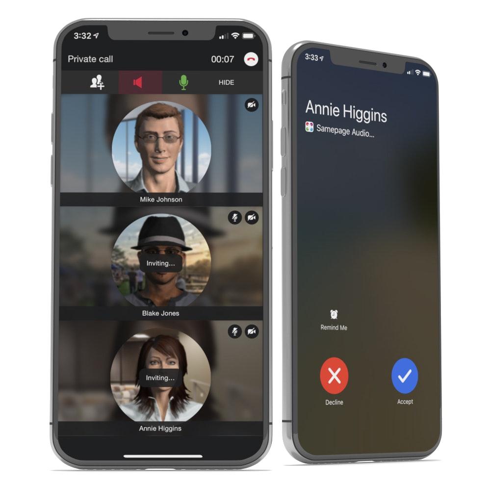 Mobile calling