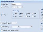 Maintenance Care preventive schedule