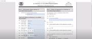 PrimaFacie forms view