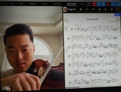 String Masters private session