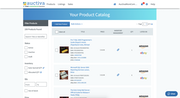 Auctiva product catalog