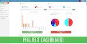 Square Takeoff project dashboard screenshot