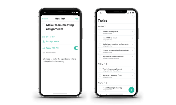 Pronto Task Management