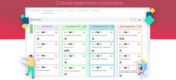 PlanStreet collaboration