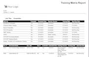 QT9 Quality Management sample report