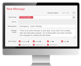 RedFlag New Message