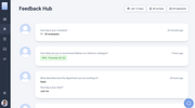 Refiner feedback hub