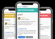 Demandforce - Demandforce review alerts