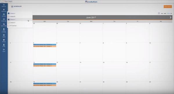 Revolution calendar