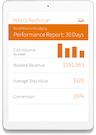 NAVIS RezForce performance reporting
