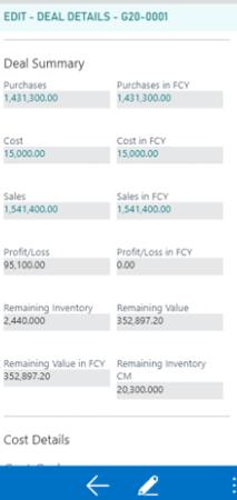 Robo-Commodity deal summary