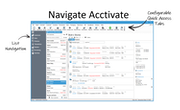Acctivate - Dashboard