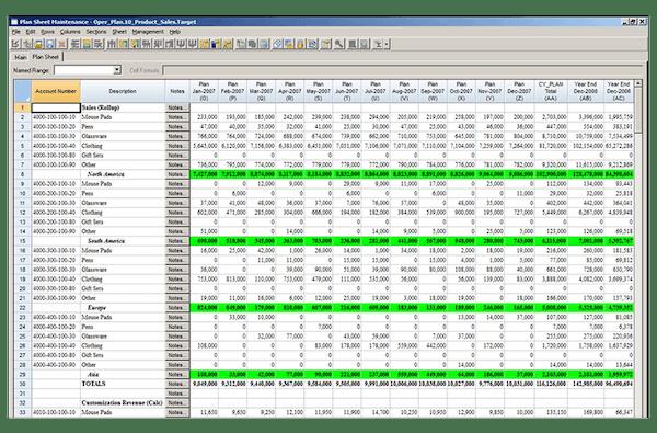Sage 100cloud plan sheet