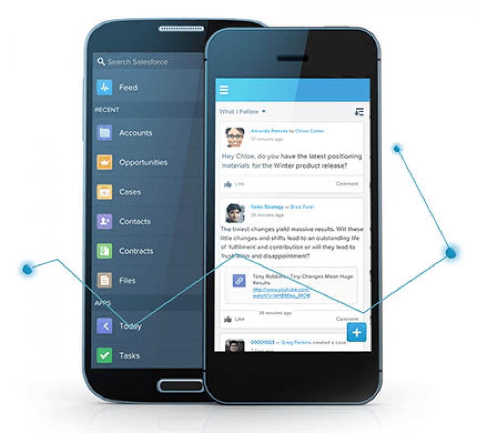 Service Cloud Mobile App