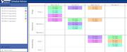 Schedule advisor