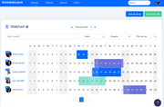 ScheduleLeave team based leave tracking