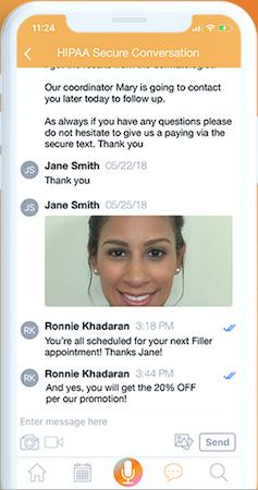 HIPAA Conversations