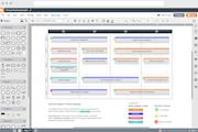 Lucidchart - Lucidchart product roadmap example screenshot