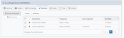 Asset Manager Web Edition Service Schedules