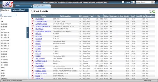 iM3 Asset Tracking