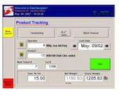 Data Navigator product tracking