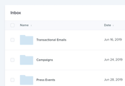 Litmus organize campaigns