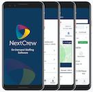 NextCrew mobile