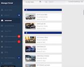 Automotive CRM inventory