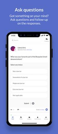 Bluepulse Ask Questions