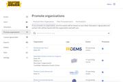 Mobilize Promote Organizations