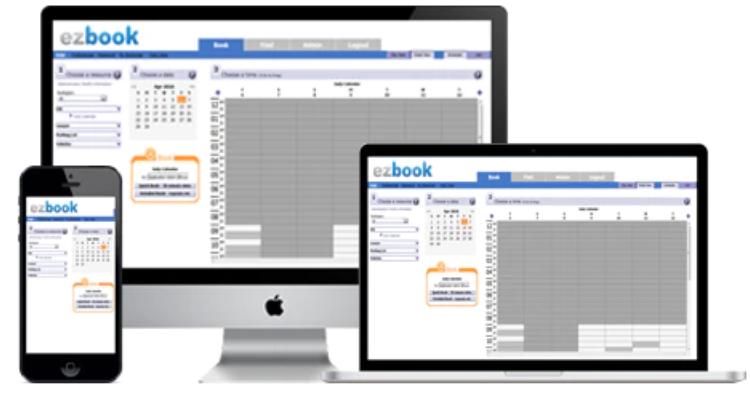 EZBook - EZBook mobile device access