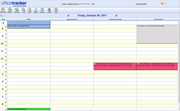 Office Tracker group schedules