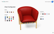 3D Source - chair configurator