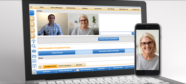 NextGen Office telehealth