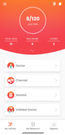 SAN SFE mobile app