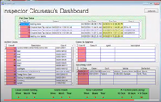 Case Closed - dashboard
