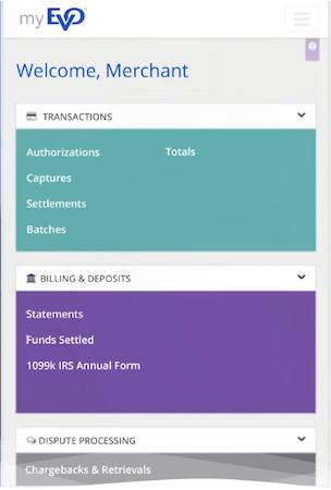 EVO Payments - NEXGO N5