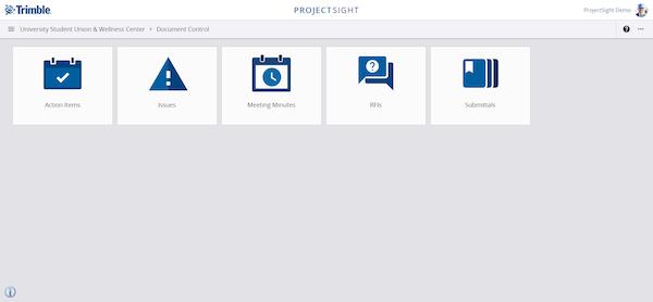 Document control module