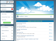 Coolfront - Home page