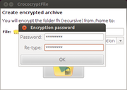 Encryption in Linux