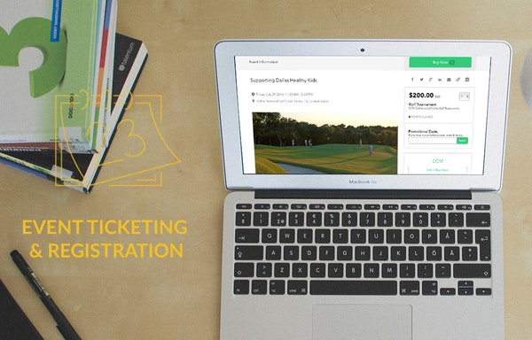 Event Registration and Ticketing