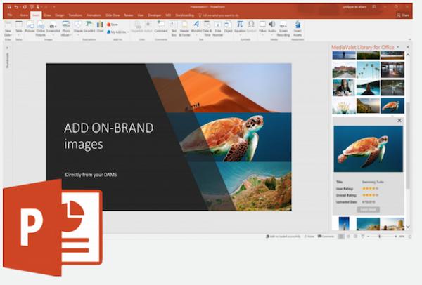 PowerPoint integration