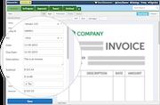Invoice coding