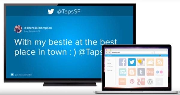 Display Twitter posts