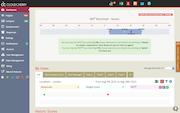 Webex Experience Management - Dashboard #1
